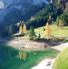 Austrian lakes and rivers tour