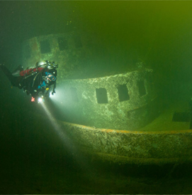 Baltic wrecks